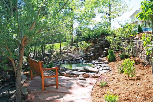 Complete landscape design, construction and maintenance in Colorado Springs