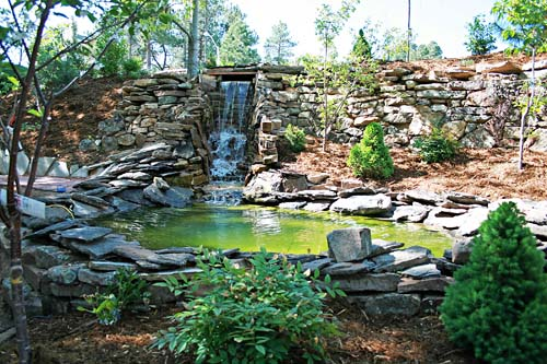 Landscape irrigation design, water features and maintenance in your backyard,  in Colorado Springs